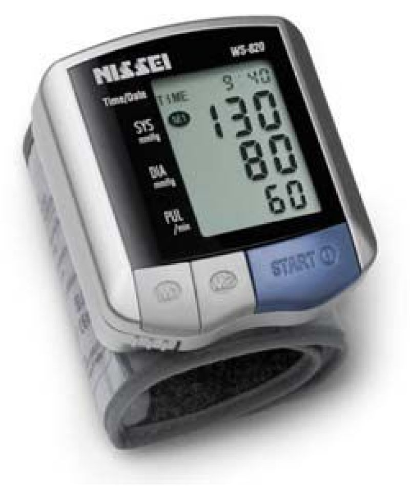 Тонометр Nisseі автоматичный WS-820 манжета M-Cuff