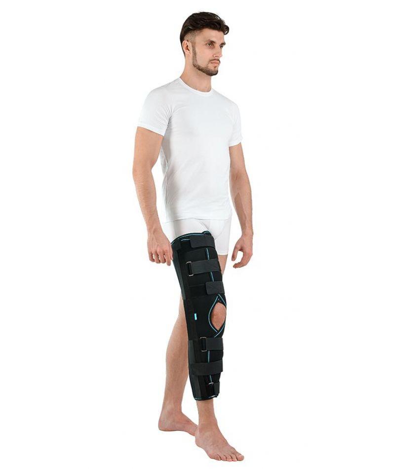 Бандаж (тутор) на коленный сустав Алком 3013 - 2