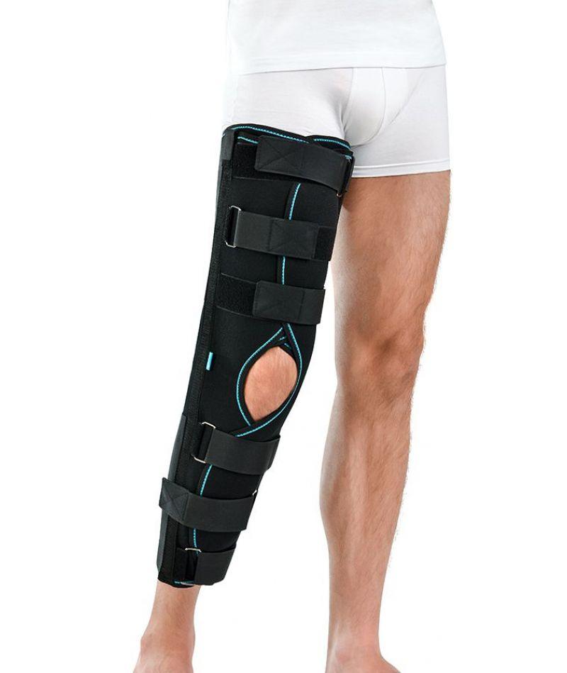 Бандаж (тутор) на коленный сустав Алком 3013 - 3