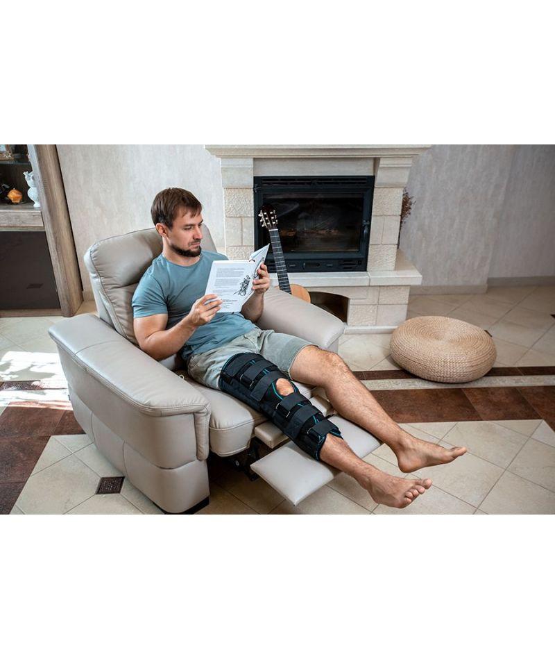 Бандаж (тутор) на коленный сустав Алком 3013 - 4