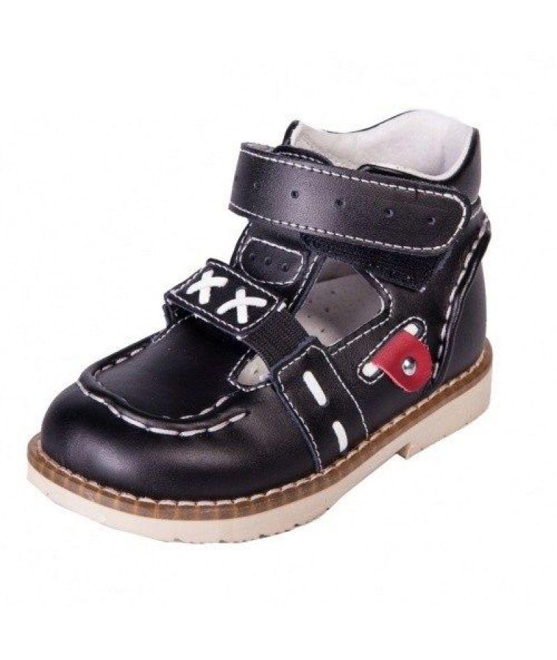 Туфли, черные 4Rest Orto 03-307