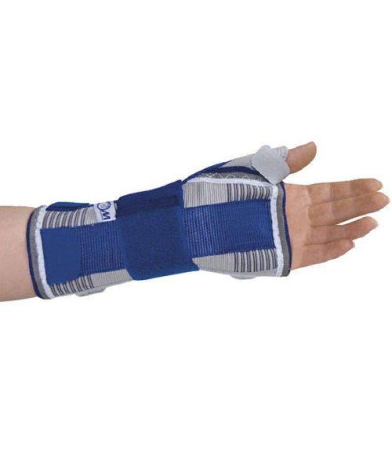 Бандаж (шина) на променево-зап'ястковий суглоб з відведенням великого пальця руки Алком 3018