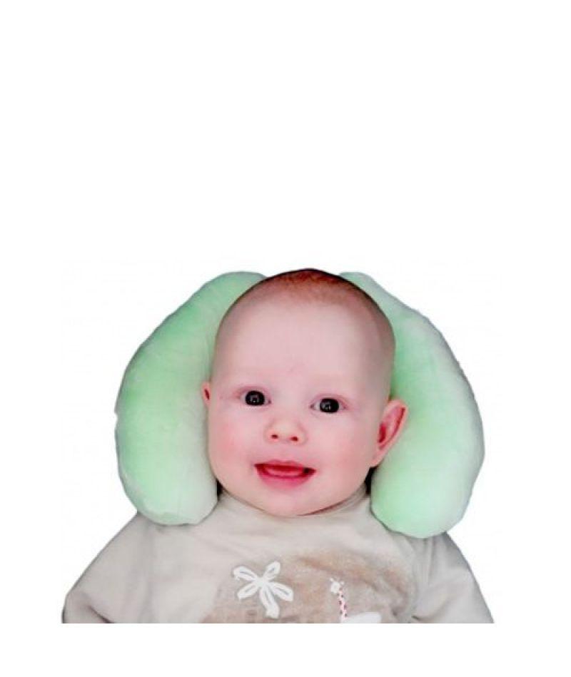 Детская ортопедическая подушка под голову Лежебока