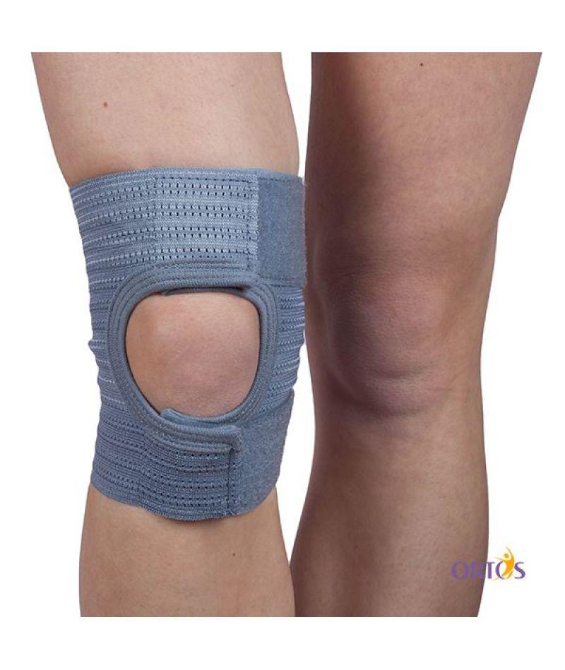 Бандаж коленного сустава (с открытой чашечкой) Алком 3002