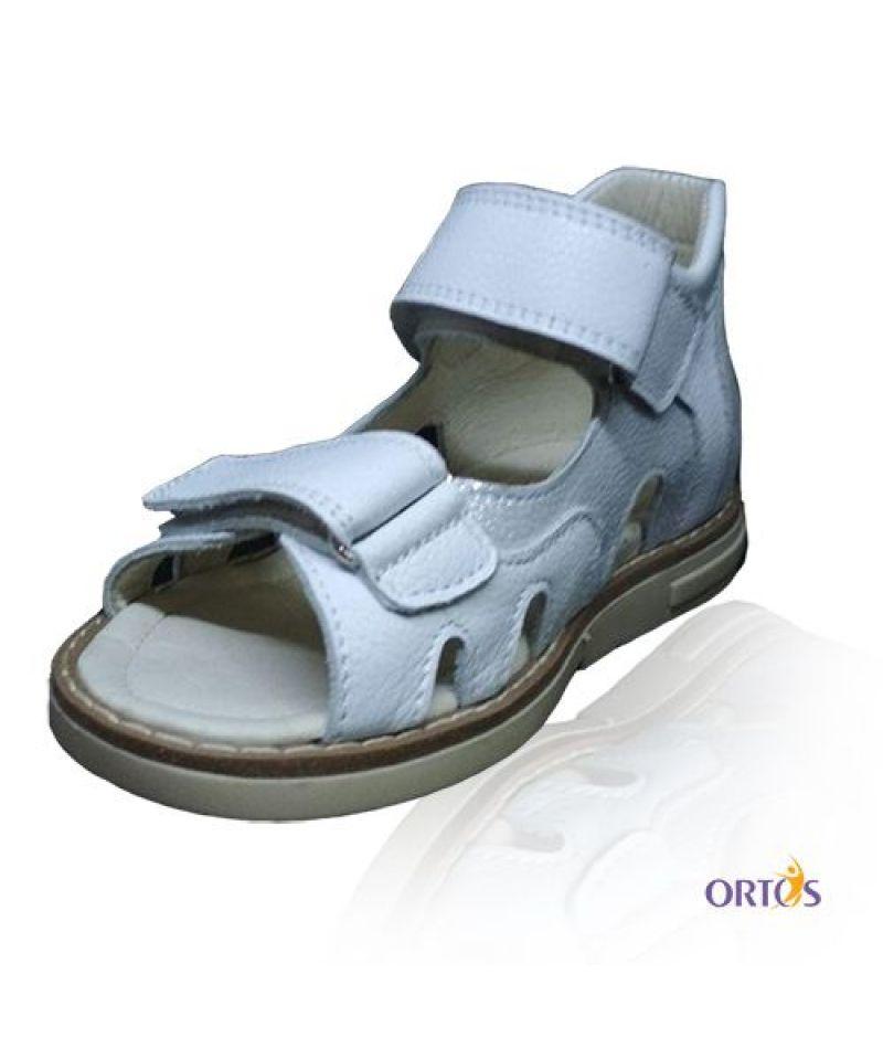Сандалии детские ортопедические ОrtoBaby S2001, белые - 3