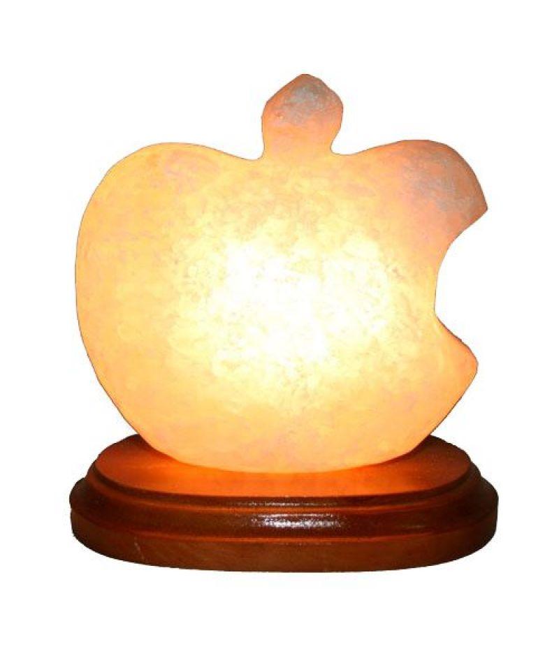 Соляная лампа «Яблоко Apple»