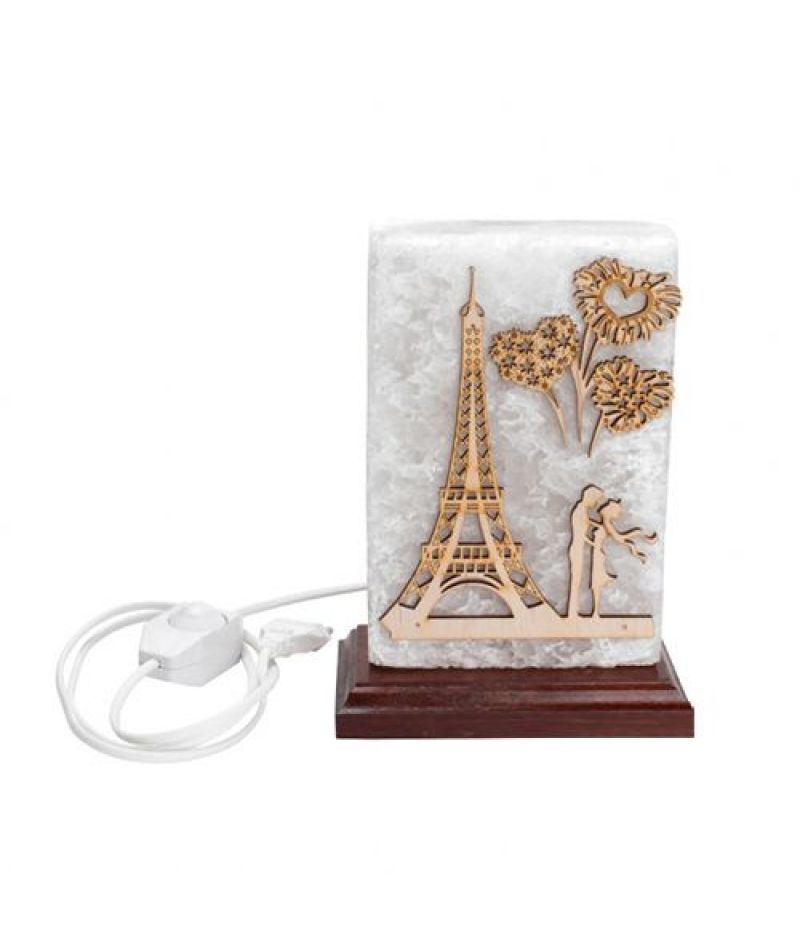 Соляная лампа «Панно Париж»