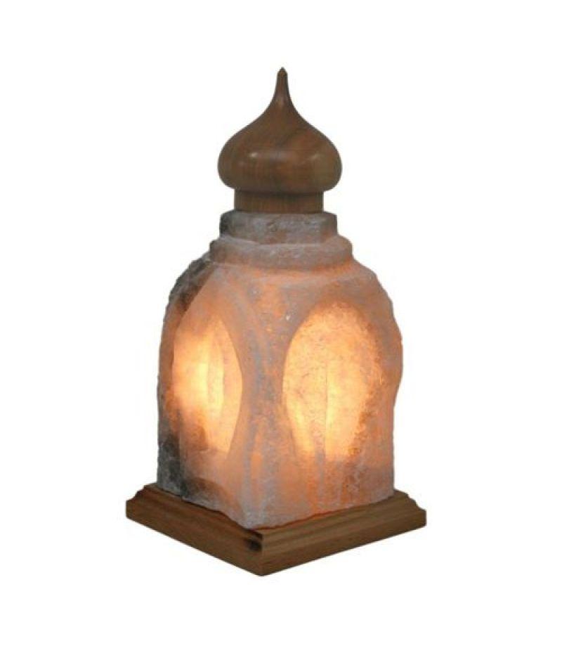 Соляная лампа «Церковь»