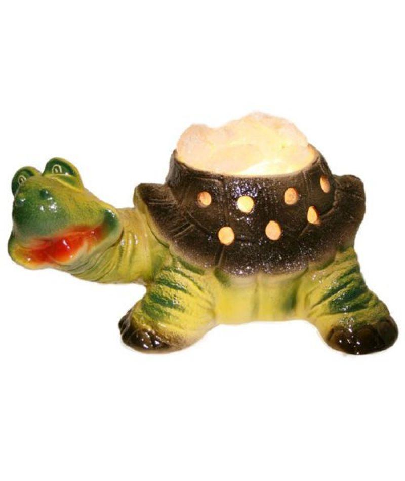 Соляная лампа «Черепаха»
