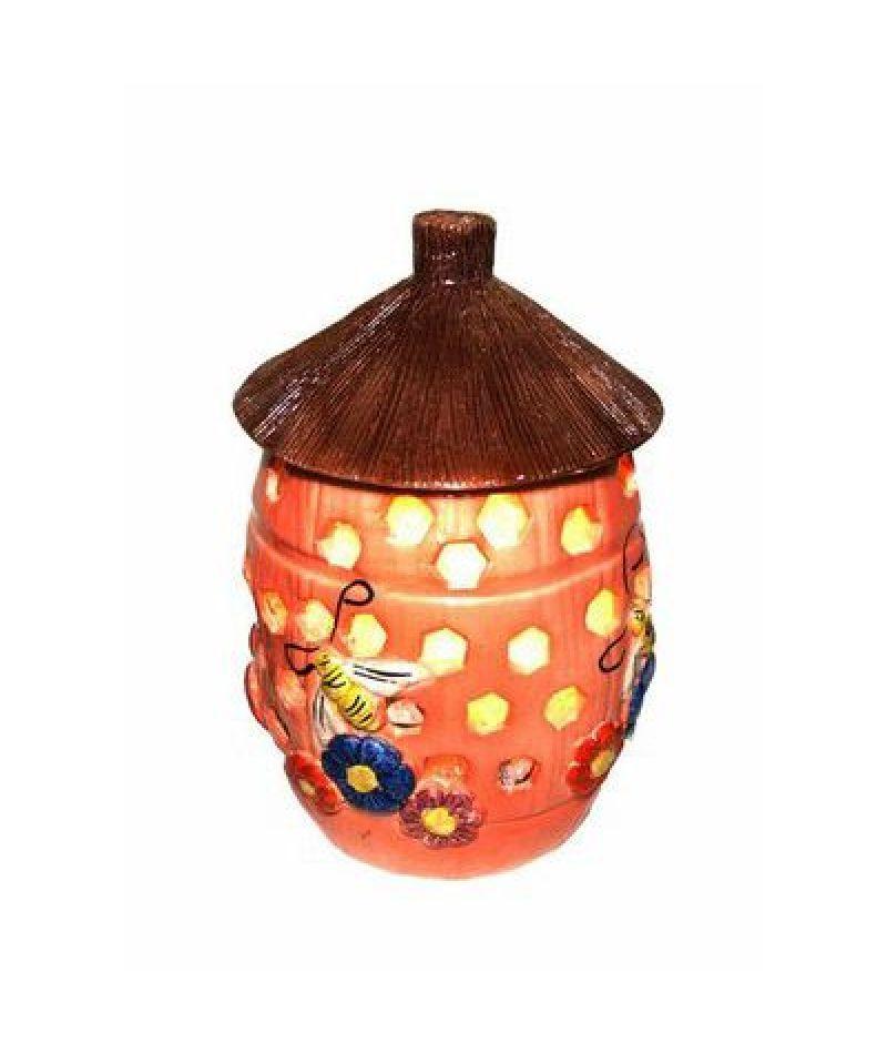 Соляная лампа «Улей»