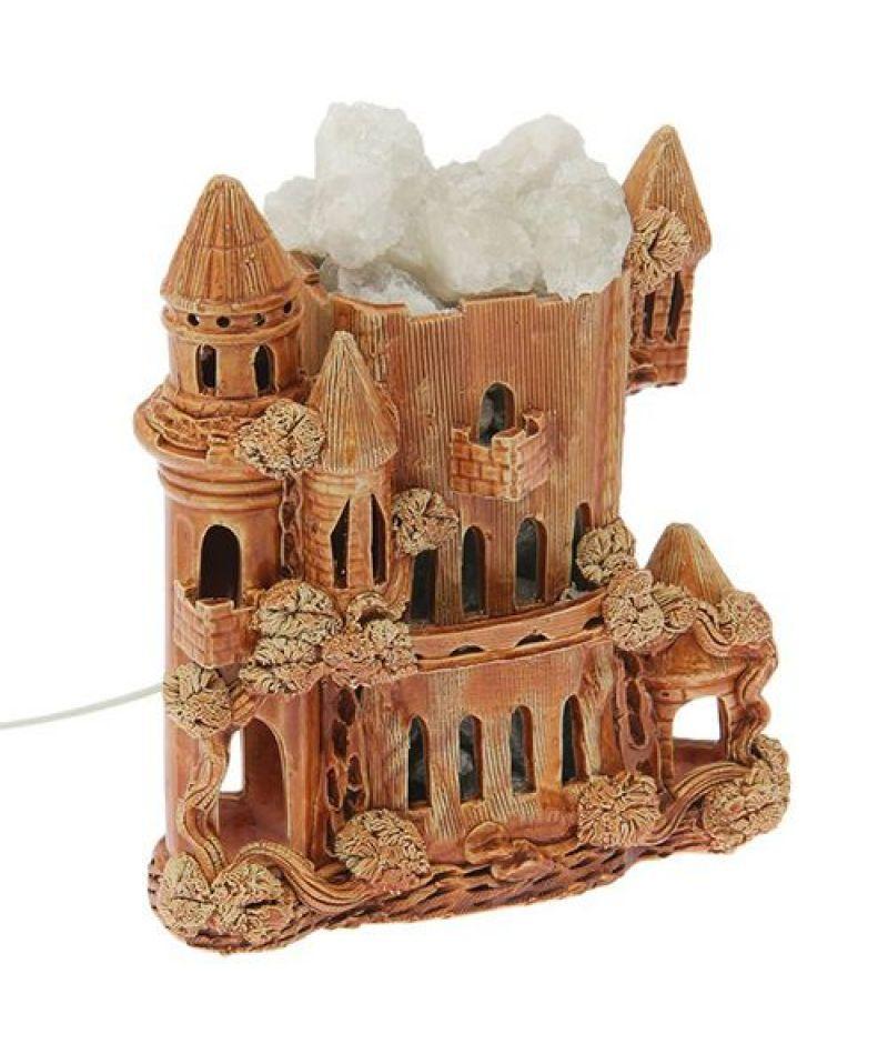Соляная лампа «Замок большой»