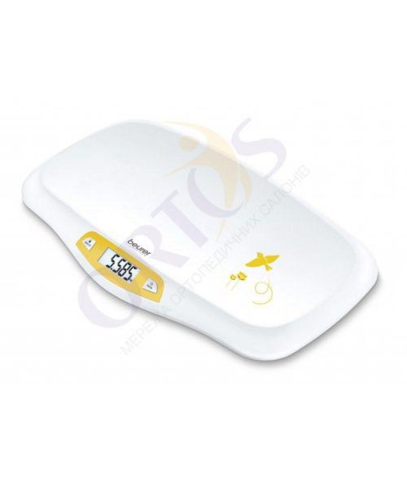 Весы электронные для детей и новорожденных BEURER BY 80