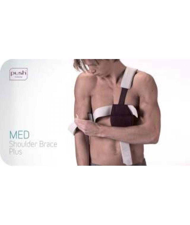 Ортез на плечевой сустав 2.50.2 Push med Shoulder Brace Plus - 4