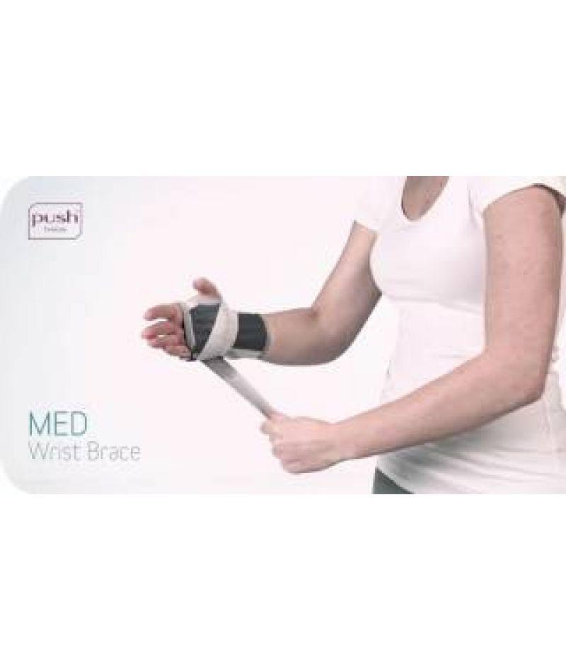 Лучезапястный ортез полужесткий 2.10.1 Push med Wrist Brace - 4